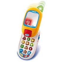 Vtech - Teléfono Táctil Tiny Para Bebes