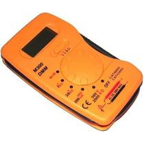 Tester Digital Security Pantalla Lcd 4 Digitos M300 Dmm Val