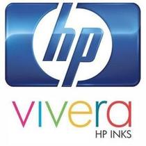 Tinta Vivera Hp Color Y Negra 250ml