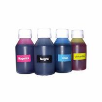Tinta Hp Vivera Compatible 120ml Ati Cm *colores Y Negro Hd