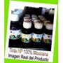 Tinta Hp Vivera Mexicana Combo 320ml 4colores + Envío Gratis