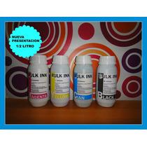 Tinta Hp Vivera Bulk Ink Presentación 650ml Mas De 1/2 Litro