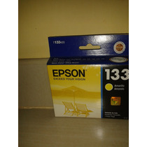 Cartucho Epson T1334 (amarillo)
