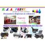 Sistemas De Tinta Continuo Para Impresoras Hp Con C-d-f-psc