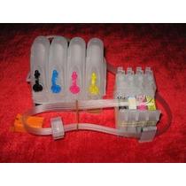 Sistema Continuo De Tinta P/impresor Espon Tx560/620w /t42