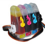Sistema De Tinta Continua Ful Tinta Antiderrame Hp Canon
