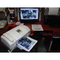 Sistema De Tinta Continua Para Impresoras Hp Fax Valencia