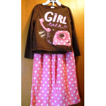 Vendo Pijama Original Gymboree Para Niña Talla Xs (3-4 Años)