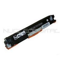 Toner Compatible Negro Hp 126a Ce310a Cp1021 Cp1025 1028