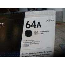 Toner Hp 64a Cc364a Laserjet P4014, P4015, P4515 Original Cs