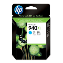 Tinta Hp 940xl C4907al Cyan 20,5ml Original - Siscomp