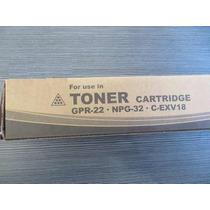 Toner Canon Gpr-22 Ir-1019/1023/1025