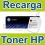 Recarga Toner Hp Ce285a 85a Para P1102 P1102w M1132 M1212nf