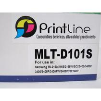 Toner Compatible Samsung 101 Mlt-d101s Ml-2165 3405 Generico