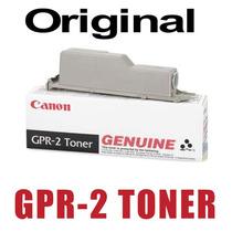 Toner Canon Gpr 2 Original / Gpr-2 Original De 530g X 1