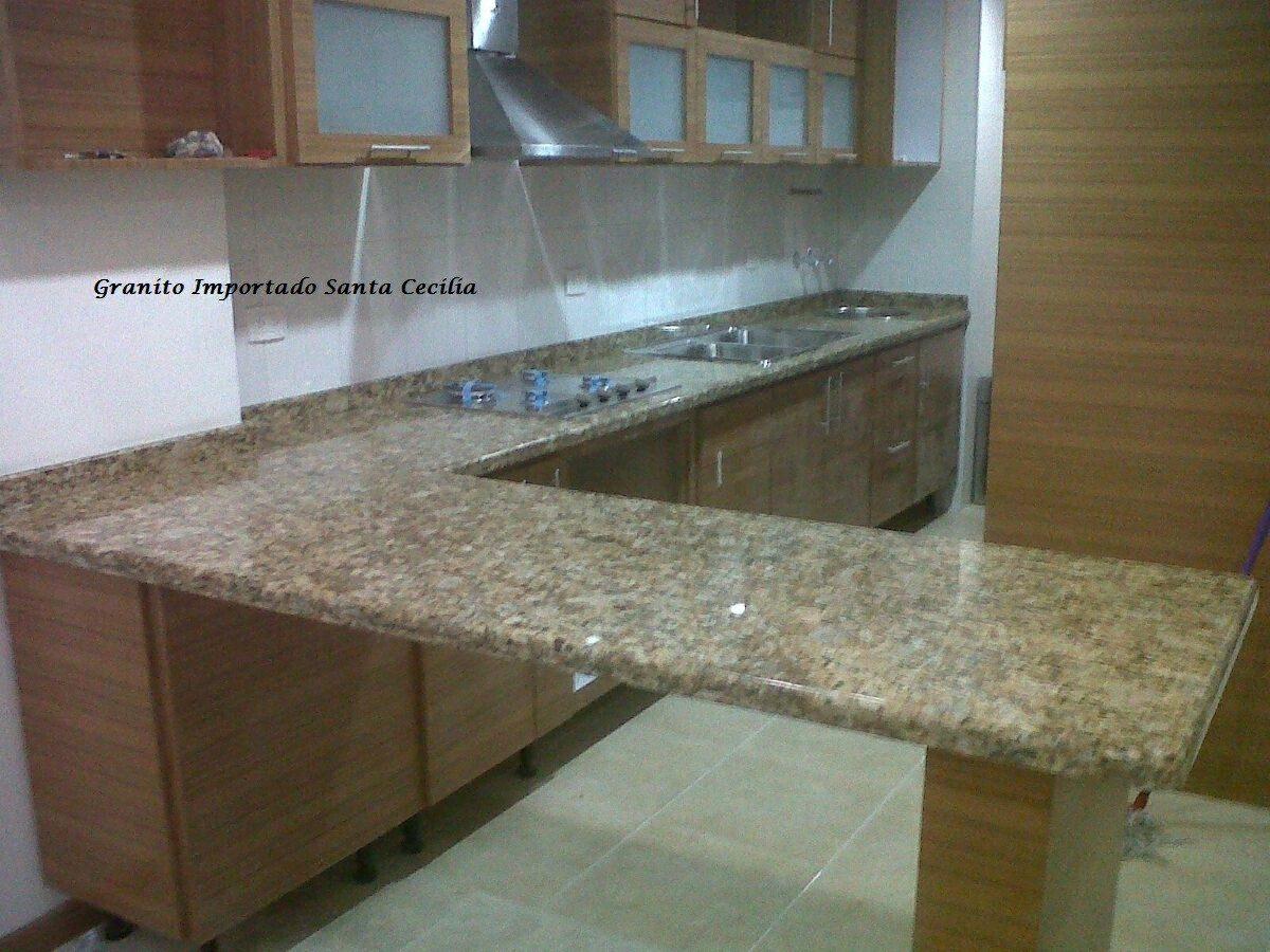 Mesas de marmol para cocina simple cocina con encimera de - Marmol para cocinas ...