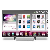 Smart Tv Led Plus 3d Uhd Lm7600 De Lg 47 Pulgadas. New!
