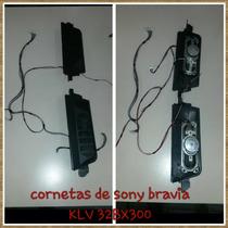 Cornetas Para Sony Bravia Kvl 32bx300