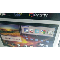 Smart Tv 55 Tecnologia 4k Led Slim Wifi Siragon