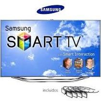 Samsung Led 3d Smart Tv 46 , Serie 8 Nuevo+ 4 Lentes
