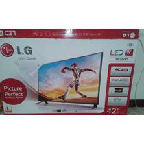 Tv Lg Led 42 Pulgadas1080p-hd-120hz Usado