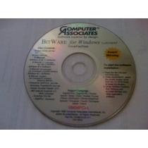 Cd De Bitware Para Tarjetas Fax Modem - Originales