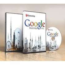 Google Sketchup Pro 8.0. Programa Para Diseño Gráfico 3d.