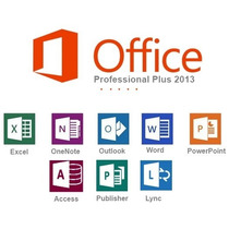 Office Professional Plus 2013 X 3pc Licencia Original
