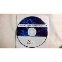 Cd Encore Networks Wireless Cardbus/pci Adapter - Original