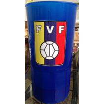 Jarra Cerveza - Federación Venezolana De Fútbol - Plástica