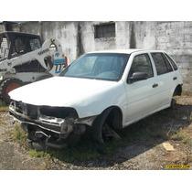 Chocados Volkswagen Comfortline