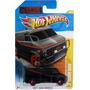 Hot Wheels Camioneta A Team Van Escala 1/64.