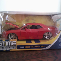 Icp Dodge Challenger Srt8 2008 Jada 1:24 Carro Coleccion
