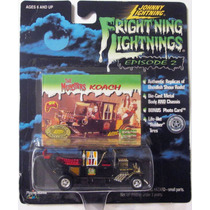 Johnny Lightning - The Munsters Koach - Ruedas De Goma.