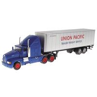 Kenworth Long Haul C/trailer Std Box, 1/87. Model Power.!