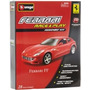 Bburago 1:32 Ferrari Ff Race And Play Kit Para Armar