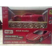 Icp Ferrari De Armar 458 Italia 1.24