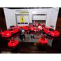 Ferrari Set Triple Pack 1/43. Burago ...dioramas.