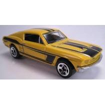 Hotwheels Carros Coleccion Mustang Edicion Aniversario 50 A