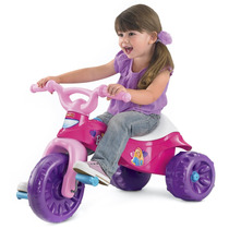 Triciclo De Barbie Fisher Price Duradero