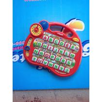 Juguete Didactico Ciudad Alfabeto Marca Vtech Para Niños