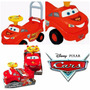 Carro Montable Disney Pixar Cars My First Activity Racer