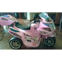 Moto Electrica Para Niñas