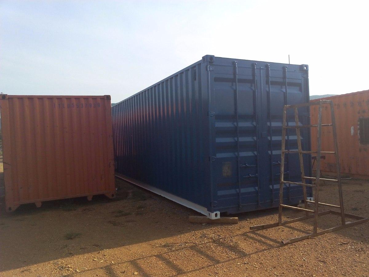 Vendo container contenedor contenedor maritimo - Contenedor maritimo precio ...