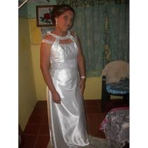 Vestido De Novia Hermoso (o De Fiesta Si Quieres)