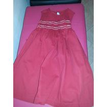 Vestido De Niña Epk , Talla 5.muy Poco Uso