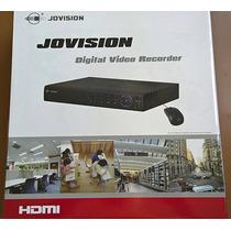 Dvr 16 Canales Jovision Facil Instalacion Android Y Iphone
