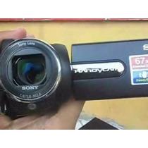 Handycam Sony Dcr-sr21 Dd80gb Hdtv Y 67x Zoom