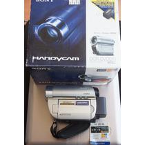 Cámara De Video Sony Dcr-dvd910 4mp Minidvd 15x Zoom Optico