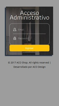 Web App Mobile